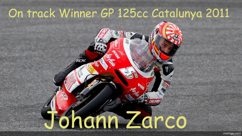 GP125 - Catalogne : Johann Zarco volé, les Espagnols protégés