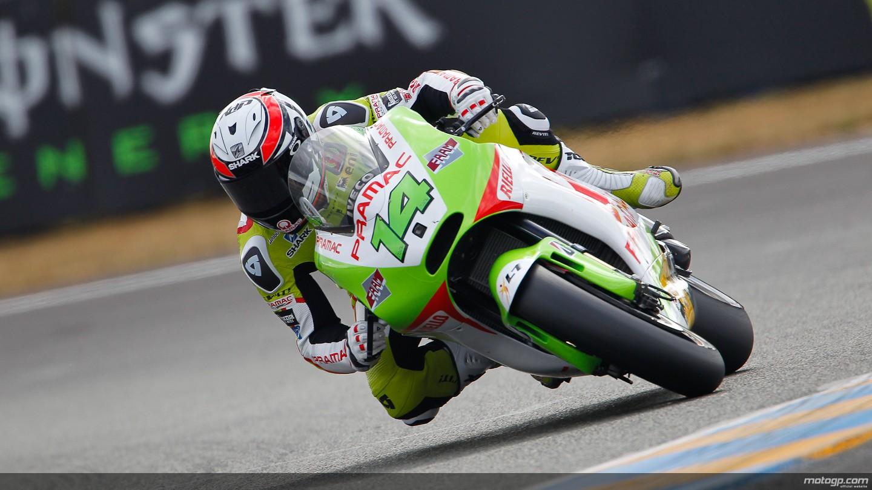 Randy de Puniet Pramac Racing Team
