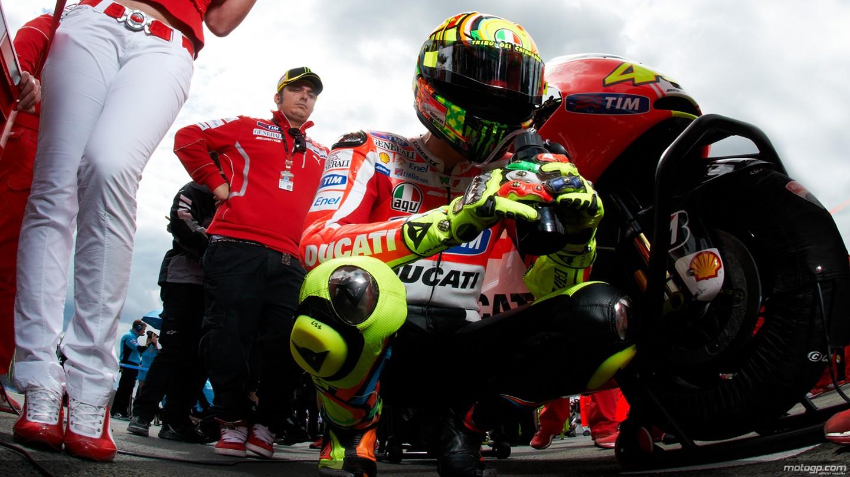 Valentino Rossi Ducati Team