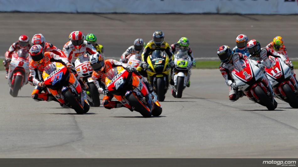 MotoGP ARAGON 2011
