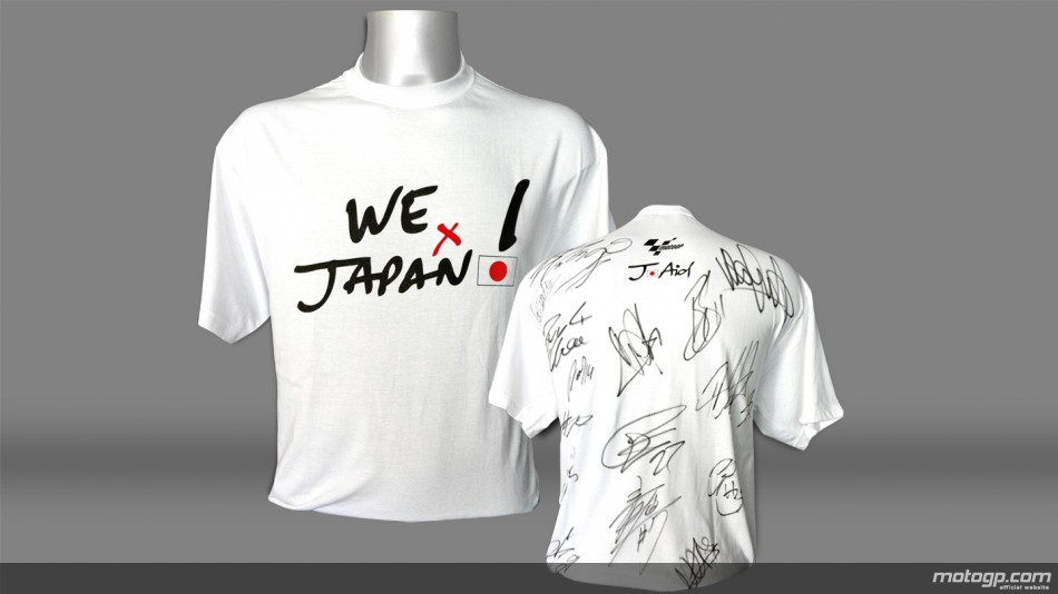 We are for Japan