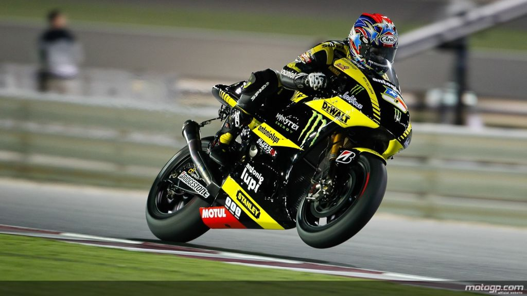 Colin Edwards Qatar 2011