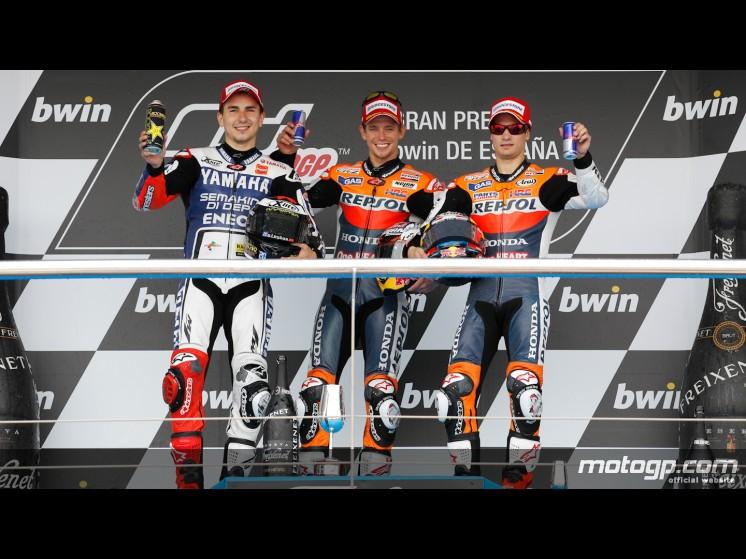 podium jerez2012