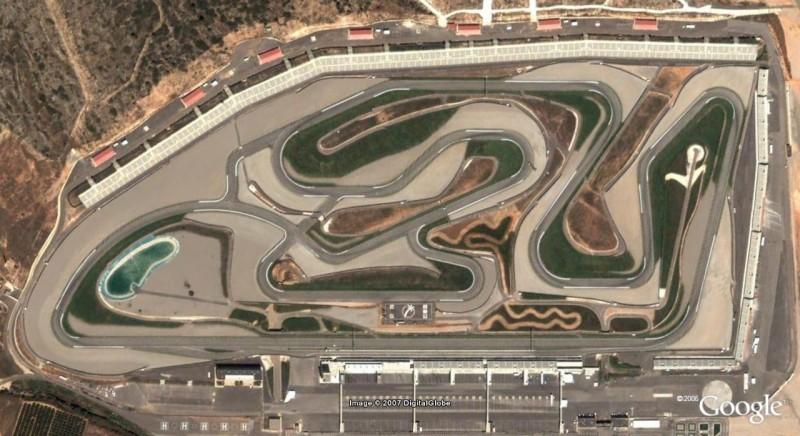 Circuit Ricardo Tormo - Valencia