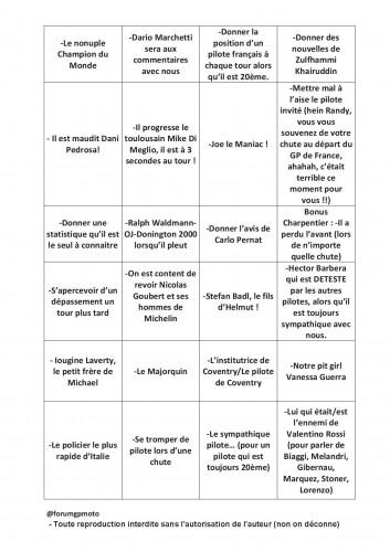 bingo tissier