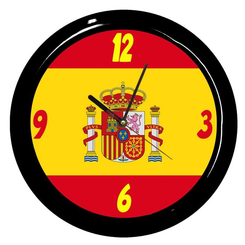 horloge espagne