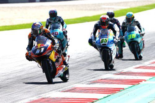 moto3 autriche