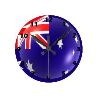 horloge australie