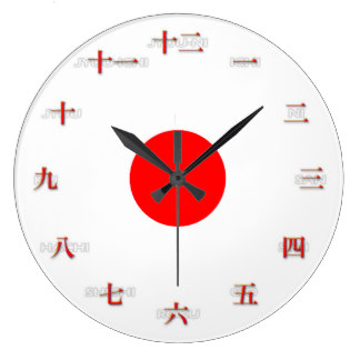 japon horloge